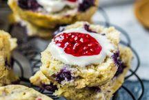 gluten free scones