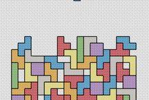 Crafts - Geek Cross Stitch / by Sarah Burnham