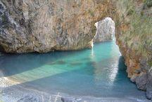 San Nicola Arcella / San Nicola Arcella, Paese della Riviera dei cedri alto tirreno cosentino, Calabria Italy