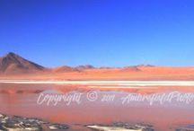 Amérique du Sud (Argentine, Bolivie & Chili) / Quelques clichés de mon périple en Amérique du Sud. Trek reliant l'Argentine, le Chili et la Bolivie (Juillet 2016).  Copyright Ambrefield Photo