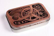Altoid Tin Crafts / by CheriG