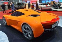 Hyundai concept vehicles(and others)