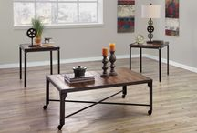 coffee table/end table/sofa table. check out these tables. / We've got tables in all styles. And so many to choose from.