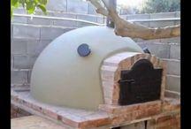 hornos en construccion