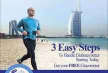 LIFE Pharmacy - World Diabetes Month 2015 / #Healthcare, #Wellness Stores, #Pharmacies #UAE #DUBAI #Sharjah