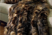 Guilty Pleasure-Fur Throw / by Cindy Printis