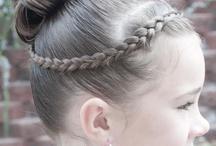 Dance Hair and Buns