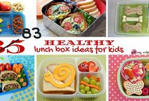 Lunchboxes ideas