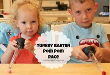 Thanksgiving Parties and Games / Great creative ideas for Thanksgiving parties and games.