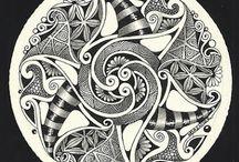 Zendalas, Mandalas and Spundalaz / All beautiful ornamental things circular