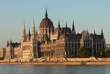 Budapest's Top Sights / These are the top, most well-known ones... but there are so much more to see.