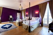 Chateau Bed Rooms / Stunning yet querky chic bed room designs