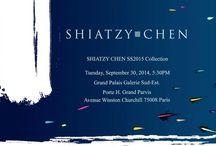 SHIATZY CHEN 2015 SS Paris Fashion Show