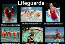 Lifeguarding / by Kaysha Zomer