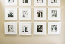Wedding wall ideas