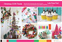 Christmas Trends 2016 /  Lets have a look at all the lovely Christmas decorations, cards and interior ideas that have sprung up in shops. This time of the year we are surrounded by beautiful products for Christmas so we out together 3 main trends for Christmas 2016