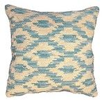 Ikat Pillows / Michaelian Home is on trend with its Ikat Colonial Williamsburg pillows! While Ikat (or Ikkat) is a hot, popular pattern, it is also considered to be one of the oldest forms of textile decoration. These handsome hooked pillows have a sophisticated and modern look but a surprising design source: 18th-century Indian ikat fabrics in the Colonial Williamsburg archives. Trend meets tradition with the WILLIAMSBURG brand!  You can find them online at www.michaelianhome.com today!