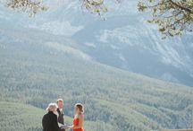 National Park Weddings / ElopementS