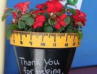 Teacher gift, DIY, kids project,
