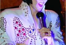 Vegas Style / A vegas themed Christmas! Now, where's Elvis?