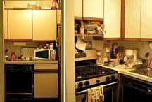 Tiny Kitchens