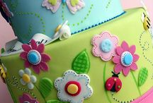 Butterfly Cakes / Dorty s motýlky