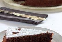torta caprese de Igino Massari