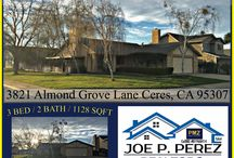 Homes for Sale by Joe P. Perez, Realtor / My Listings