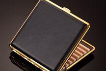 Cigarette Case .