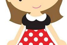 illustrations boy-girl