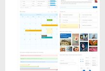 UX - Dashboard Design / Dashboard design inspiration.