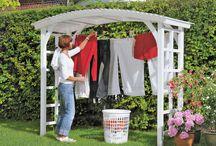 Clothes drier/ tørkestativ