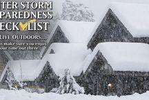 Winter Homesteading