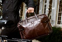 INSP Man Luxury Leather Bags