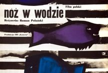 Polish Movie Posters. Jan Lenica.