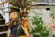 Happy Fall Y'all!!!! / by Shelly Almaguer Weaver