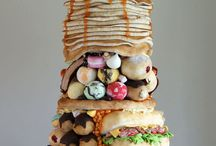 Realistic cakes