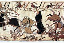Romaanse textielkunst