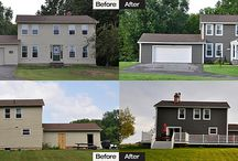Before & After / Before & After Comfort Home Improvements