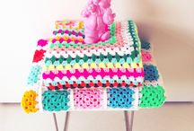 Good Old Granny! / When it comes to Crochet......You can't beat a Granny Square!