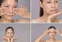 drenagem facial
