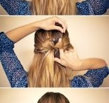 Hairstyles I Want To try / Cool hairstyles I need to try one of these days....