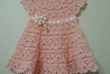 vestidos  de creche