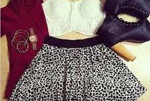 Skirts / combinaciones de faldas
