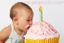 1st Bday Pic ideas / by Sally Hardison
