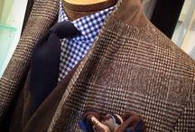 zestawy eleganckie: jesień i zima / Wszelakie zestawy ubraniowe w stylu eleganckim lub bliskim eleganckiemu na okres jesienno-zimowy