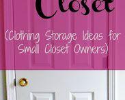 Small Area Organizational Ideas