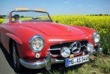 Cabrioldies in Sale / Oldtimer Cabrios der Marken Mercedes, Porsche, VW, US-Ikonen zumVerkauf