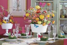Love the colors of spring / by Deborah Bouchea
