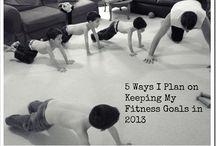 Fitness / by Kelley Fleck